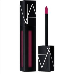 NARS powermatte lip pigment in warm leatherette
